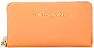 Dooney & Bourke City Large Zip Around Wristlet