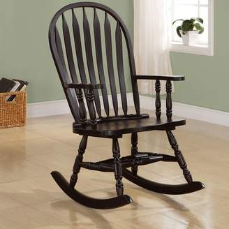 Co Darby Home Silverman Rocking Chair with Arms