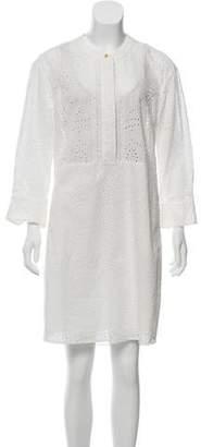Burberry Eyelet Mini Dress w/ Tags