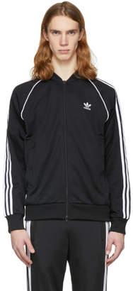adidas Black SST Track Jacket