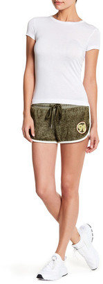 PLANET GOLD Knit Dolphin Short $12.97 thestylecure.com