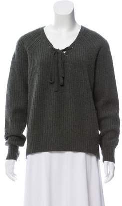 Nili Lotan Cashmere Knit Sweater