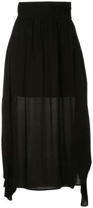 Camilla And Marc pleated midi skirt