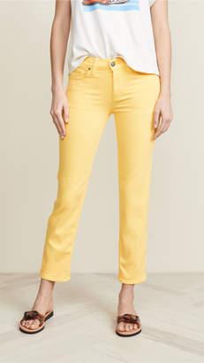 Hudson Nico Mid Rise Cigarette Jeans