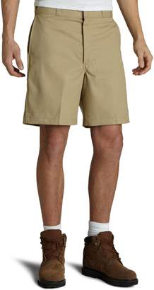 Dickies Mens Traditional Flat Front Work Short