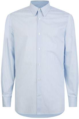 Stella McCartney Striped Point Collar Shirt