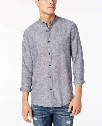 American Rag Men's Linen Pocket Shirt, Created for Macy's