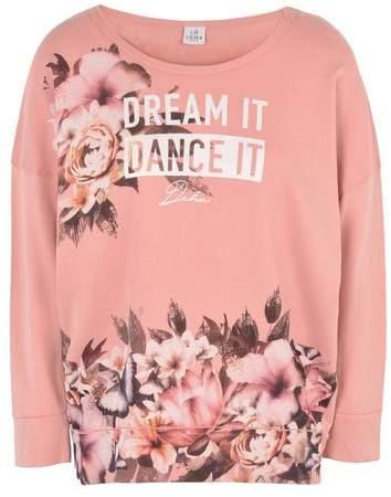 SCOOP NECK CREW Sweatshirt