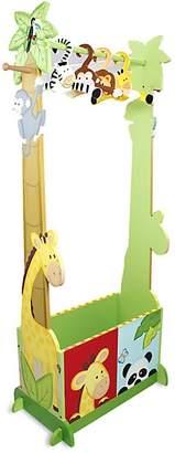 Teamson Sunny Safari Valet Rack & Hangers