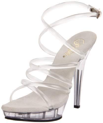 Pleaser USA Women's Lip-106/C/M Platform Sandal