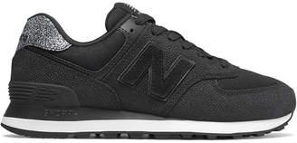 New Balance Women's 574 Pebbled Street Sneaker