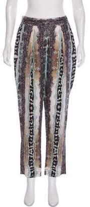 Diane von Furstenberg Atlas Straight-Leg Pants