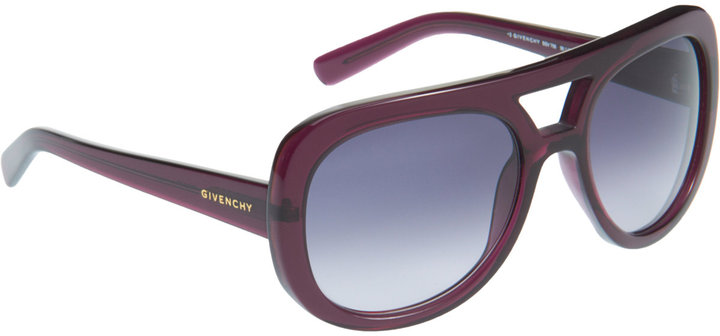 Givenchy Thick Aviator