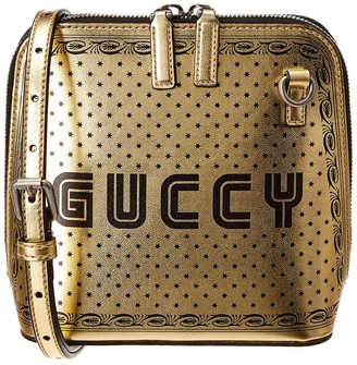 Gucci Guccy Mini Leather Shoulder Bag