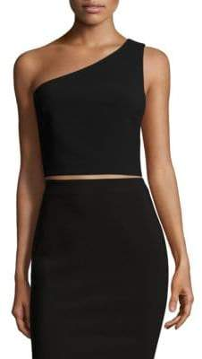 LIKELY Helena One-Shoulder Top