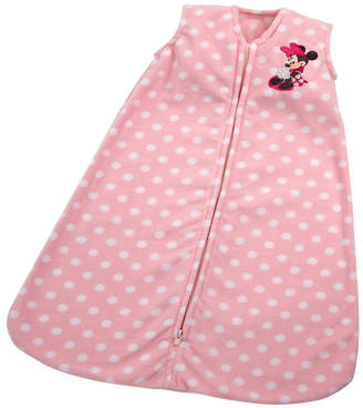 Disney Minnie Mouse Wearable Baby Blanket Bedding