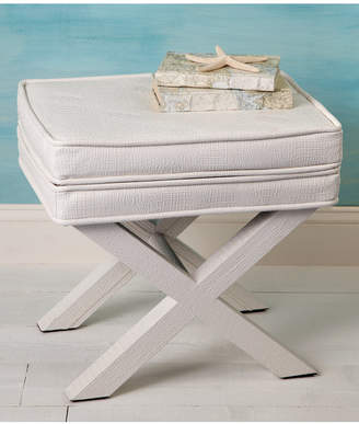 Twos Company Two's Company Two's Company Cote d'Azur Rectangle Bench