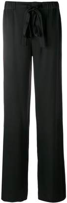 Tom Ford drawstring waist straight trousers
