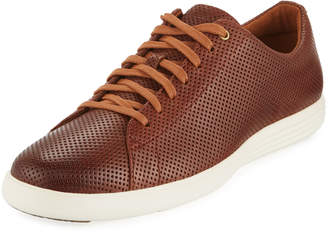 Cole Haan Men's Grand Crosscourt Sneakers, Medium Brown