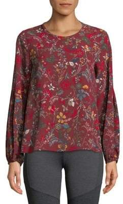 Marella Walter Floral Blouse