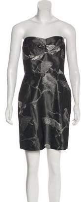 Adam Sleeveless Mini Dress