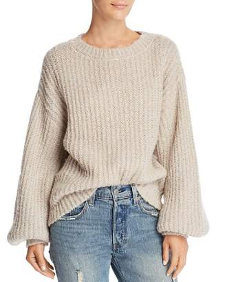 Milly Sparkle Knit Sweater