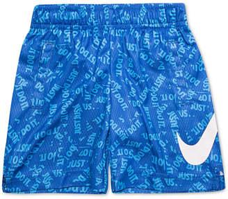 Nike Little Boys Dri-fit Graphic-Print Shorts