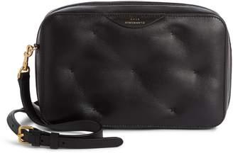 Anya Hindmarch Chubby Lambskin Leather Crossbody Bag