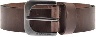 G Star Raw Zed Belt Brown