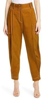Ulla Johnson Fleet Tapered Pants