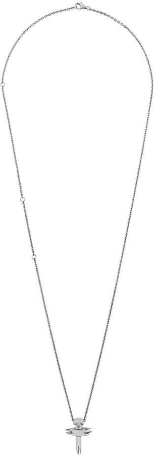 Kasun London Halskette aus Sterlingsilber