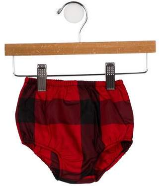 Ralph Lauren Girls' Plaid Bloomers w/ Tags