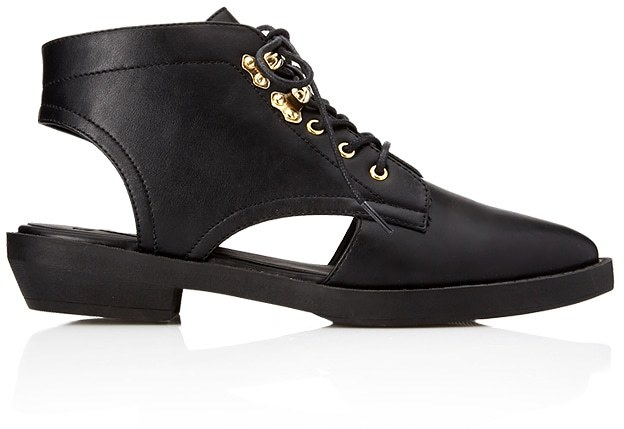 Forever 21 Bold Cutout Oxfords
