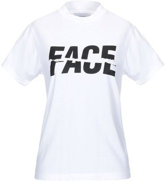 Facetasm T-shirts - Item 12264219KQ