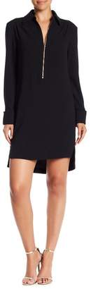 Trina Turk Darya Front Zip Dress