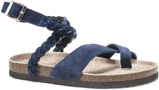 Muk Luks Estelle Ankle Strap Sandals