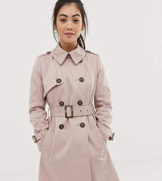Asos DESIGN Petite trench coat