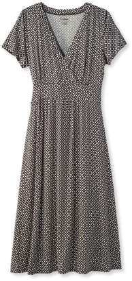b253fec234d32b L.L. Bean L.L.Bean Summer Knit Dress
