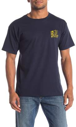 Obey Midnight Angeles Graphic Logo T-Shirt