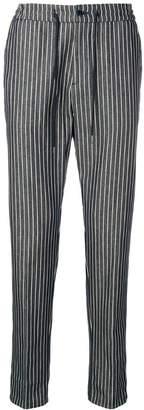 Berwich striped trousers