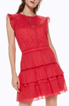Scotch & Soda Tiered Sleeveless Dress