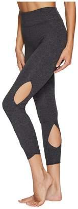 Free People Movement Moss Jersey Halo Leggings Women's Casual Pants