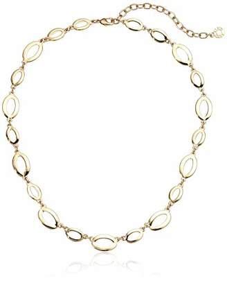 Anne Klein Women's Tone Collar Necklace