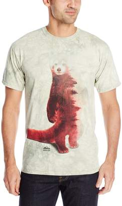 The Mountain Men's Red Panda Forest T-Shirt