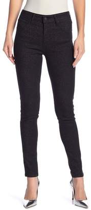 Levi's 721 High Rise Metallic Skinny Jeans