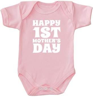 DAY Birger et Mikkelsen BabyPrem Baby Bodysuits Happy 1st Mother's Clothes 3-6 Months
