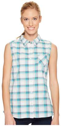 Prana Lexi Button Down Top Women's Sleeveless