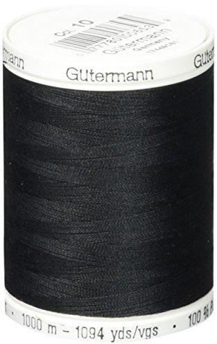 Gutermann 1094 yd Sew-All Thread, Black