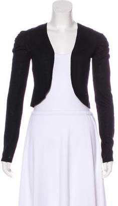 Christopher Fischer Cropped Cashmere Cardigan