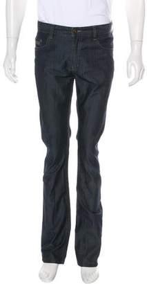Burberry Mid-Rise Straight-Leg Jeans
